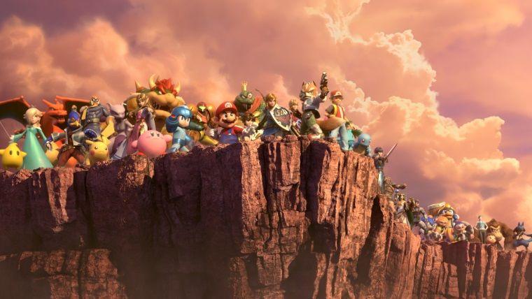 Super Smash Bros Ultimate için yeni detaylar açıklandı