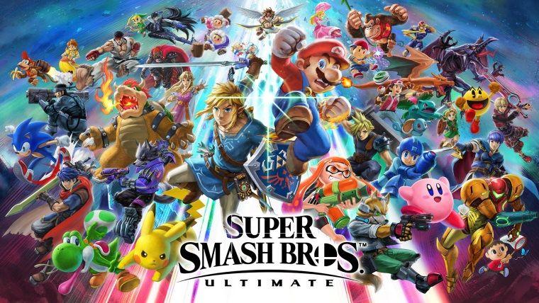 Super Smash Bros. Ultimate, yeniden Japonya'da zirvede!