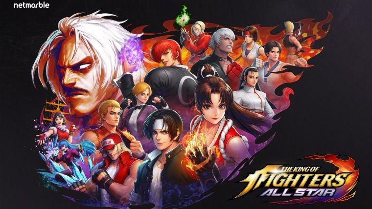 King of Fighters Allstar yapımcısı ile konuştuk