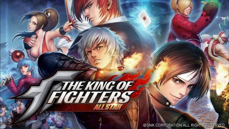 The King of Fighters Allstar için beş kişiye Artbook hediye ediyoruz!