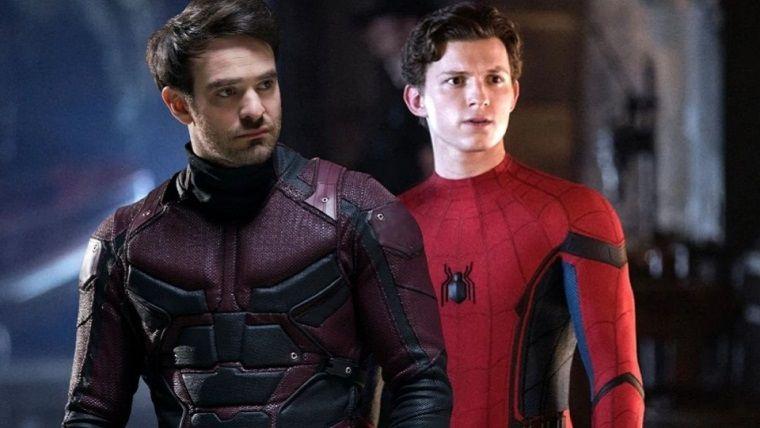 Daredevil, Spider-man 3 filminin çekimlerinde gözükmüş