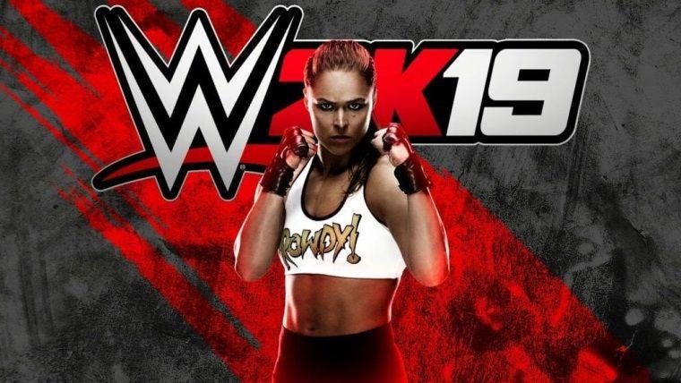 WWE 2K19'da Ronda Rousey güreşçi olarak oyunda yer alacak