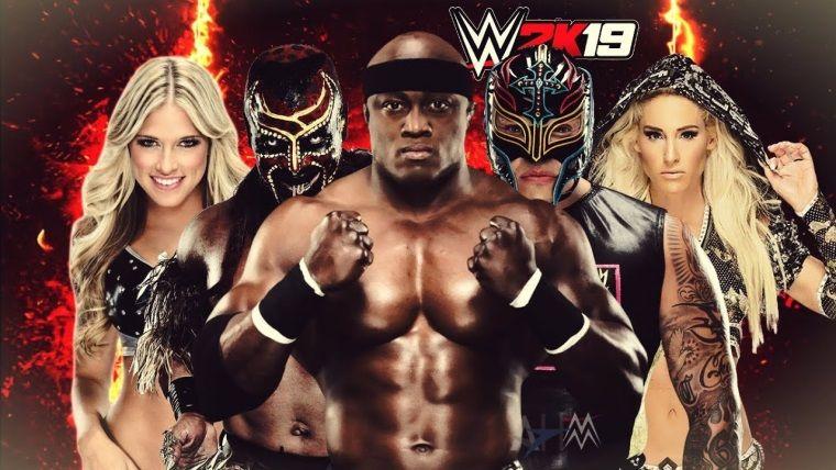 WWE 2K19 için iki yeni güreşçi daha tanıtıldı