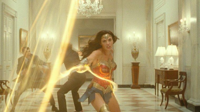 Wonder Woman 1984 filminin nefes kesen fragmanı yayınlandı