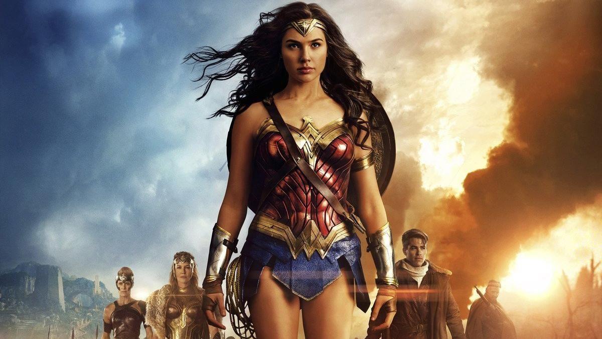 Wonder Woman 1984 filminden karakter posterleri yayınlandı