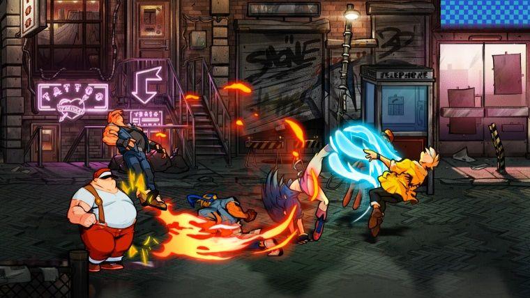 Streets of Rage 4 için online çoklu oyuncu desteği duyuruldu