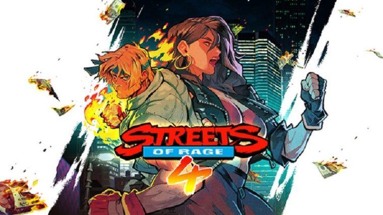 Streets of Rage 4 için yeni video yayınlandı