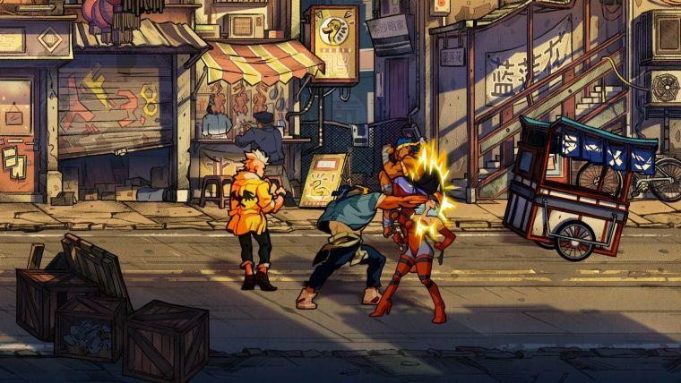 Streets of Rage 4 inceleme puanları yayınlandı
