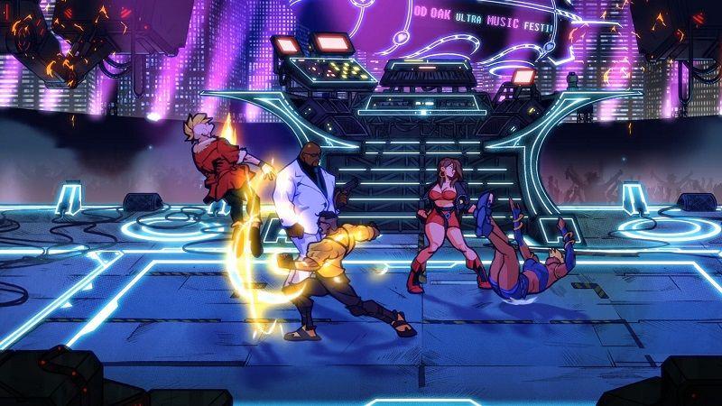 Focus Home Interactive, Streets of Rage 4 yapımcısını satın aldı