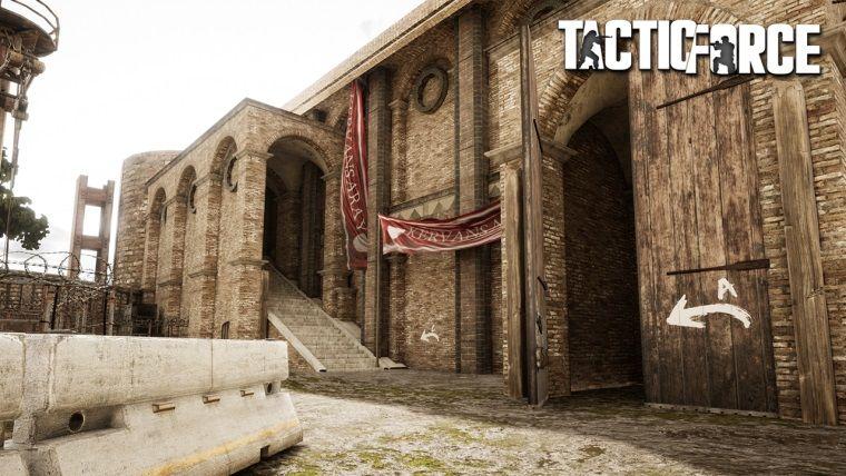 Merlin Özel: Tactic Force'un Kervansaray harita videosu