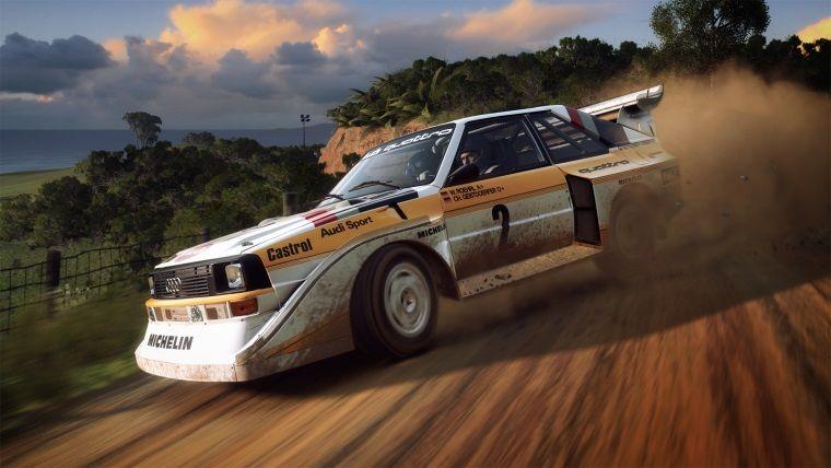 Dirt Rally 2.0 için yeni videolar yayınlanmaya devam ediyor