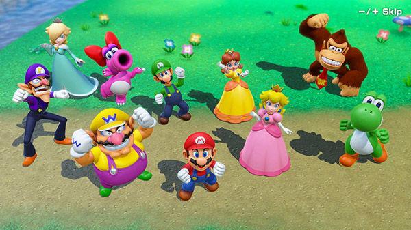 Mario Party Superstar için yeni bir video yayınlandı