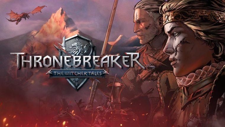 Thronebreaker: The Witcher Tales'ın satışları beklenildiği değil