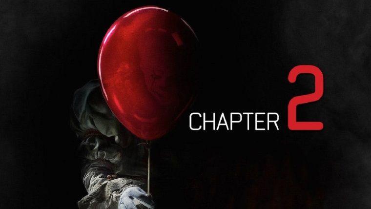 It: Chapter Two için oldukça sade bir poster yayınlandı