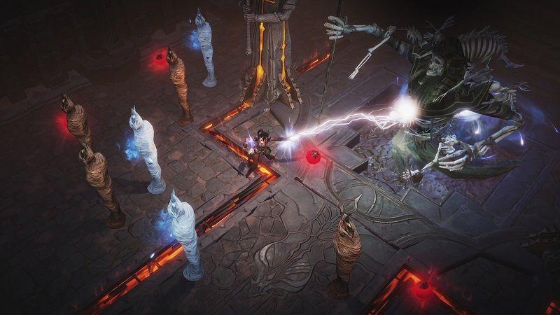 Diablo Immortal teknik alfası başladı