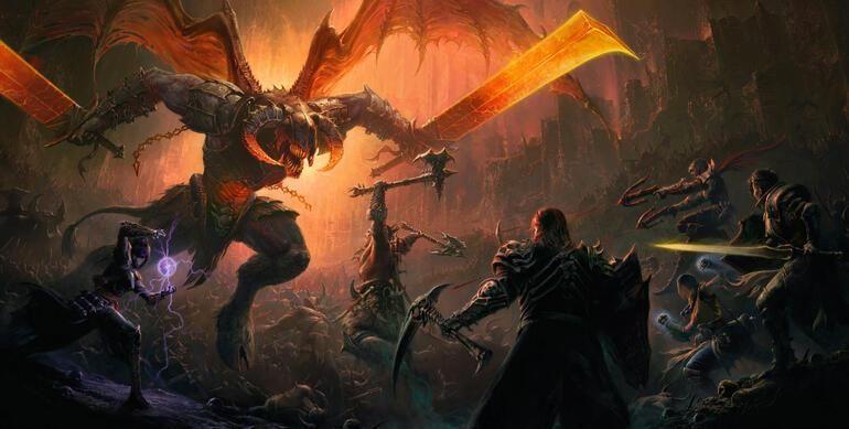 Diablo Immortal bir kez daha ertelendi