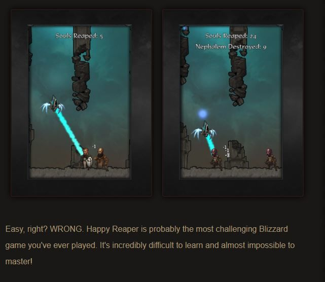 Diablo'nun mobil sürümü harbiden de 1 Nisan şakasıymış!