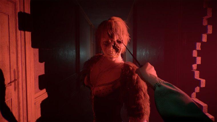 Agony yapımcılarının yeni korku oyunu Paranoid duyuruldu!