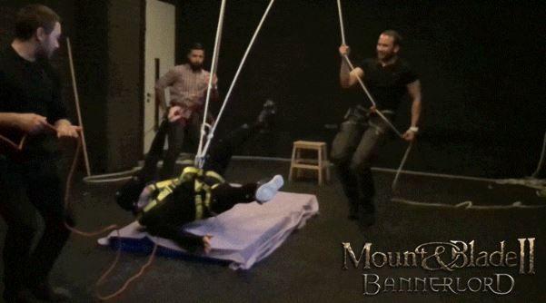 Mount & Blade II: Bannerlord'un yeni animasyonları tanıtıldı