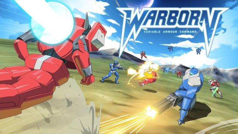 Mecha temalı sıra tabanlı strateji oyunu Warborn duyuruldu
