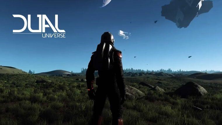 Evrenini oyuncuların şekillendireceği Dual Universe alfa sürecine girdi