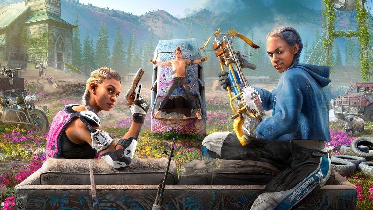 Far Cry: New Dawn ve Far Cry 5 arasında neden 17 yıl var?