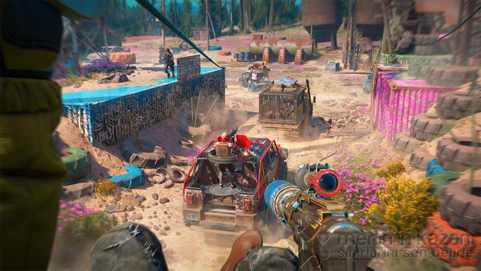 Merlin Özel: Far Cry New Dawn oyunculara neler sunacak?