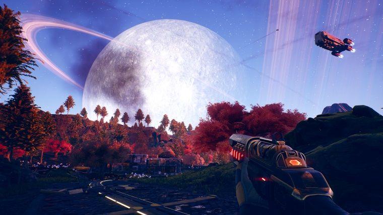 Obsidian'ın yeni oyunu The Outer Worlds'ü bitirmek 40 saat alacak