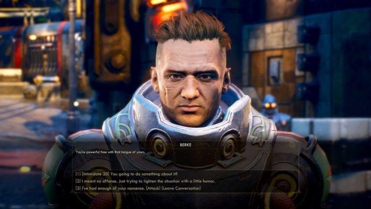 The Outer Worlds, E3 2019 yeni oynanış videosu yayınlandı