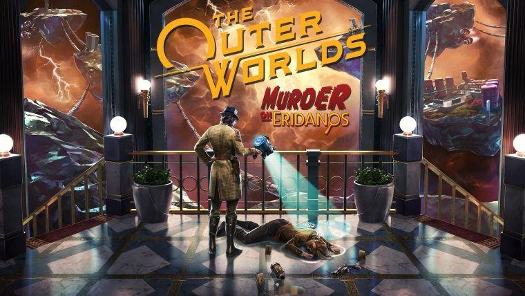 The Outer Worlds: Murder on Eridanos ek paketi çıktı