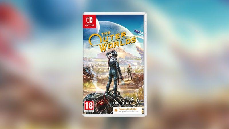 The Outer Worlds, Nintendo Switch tarihi açıklandı