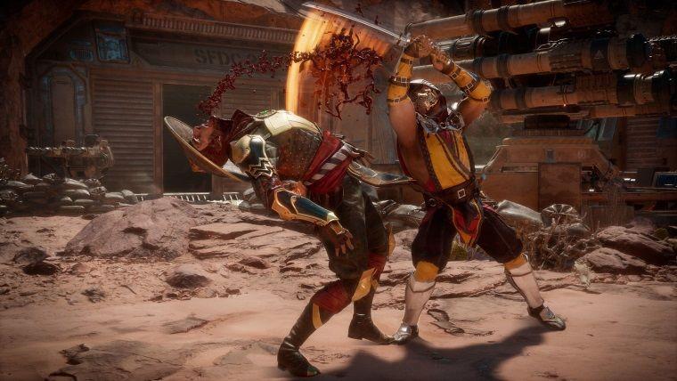 Mortal Kombat 11, dijital tarafta Fortnite'ı solladı