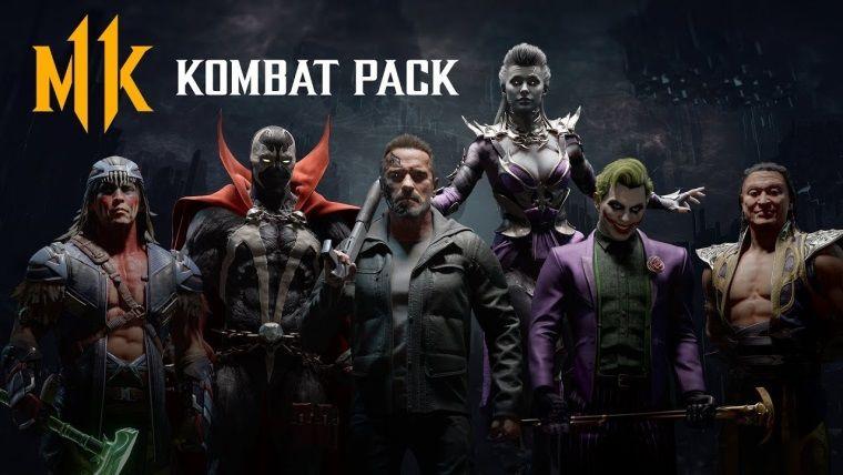 Mortal Kombat 11'e gelecek olan Terminator'den ilk video yayınlandı