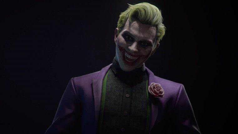 MK 11'in yeni karakteri Joker'den başka bir video daha geldi