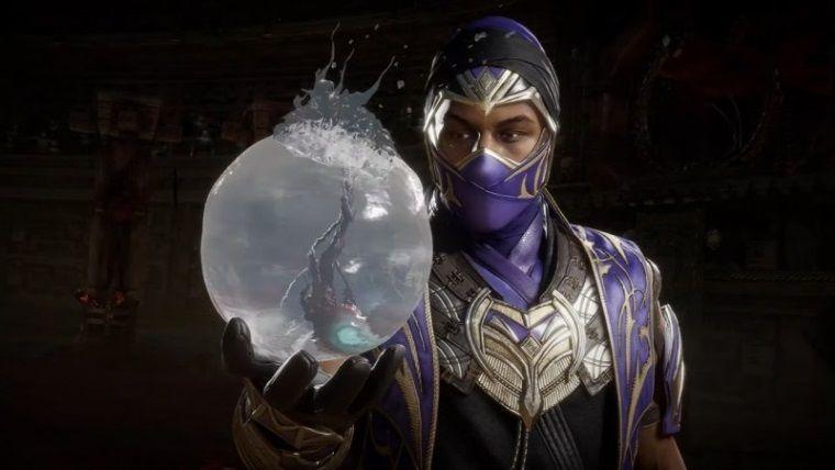 Mortal Kombat 11 Ultimate için Rain oynanış videosu yayınlandı