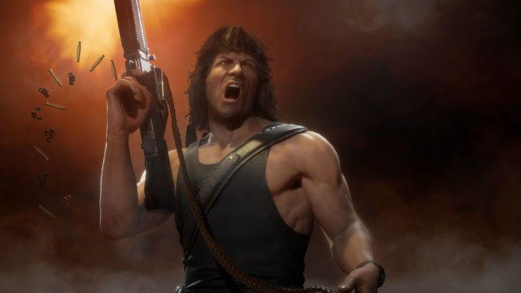 Rambo, Mortal Kombat 11 Ultimate videosunda dövüşe katılıyor
