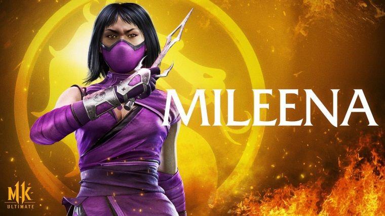 Mortal Kombat 11 Ultimate Mileena oynanış videosu yayınlandı