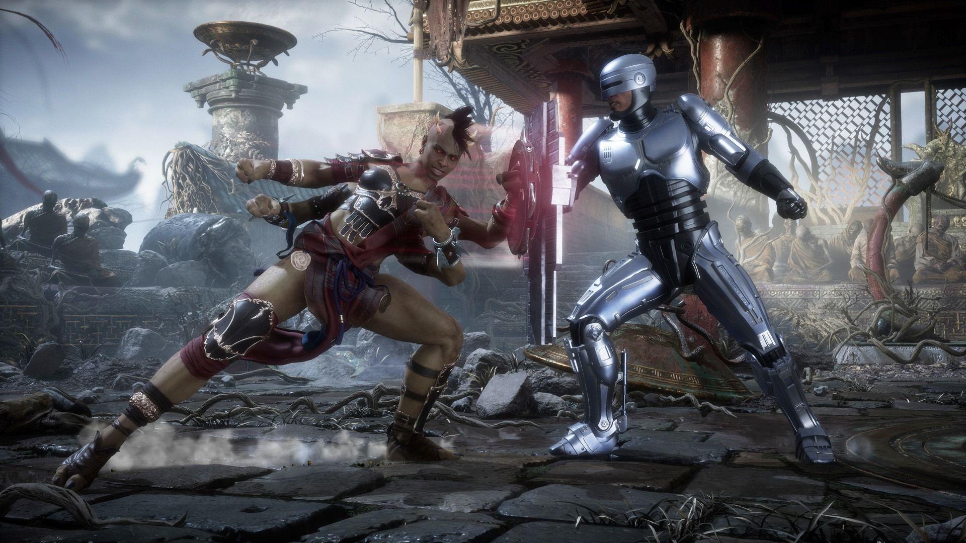 Mortal Kombat 11: Aftermath genişleme paketi çıktı