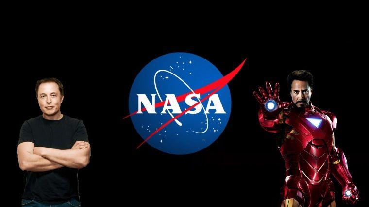 Avengers fanları bu kez NASA ve Elon Musk'tan yardım istedi