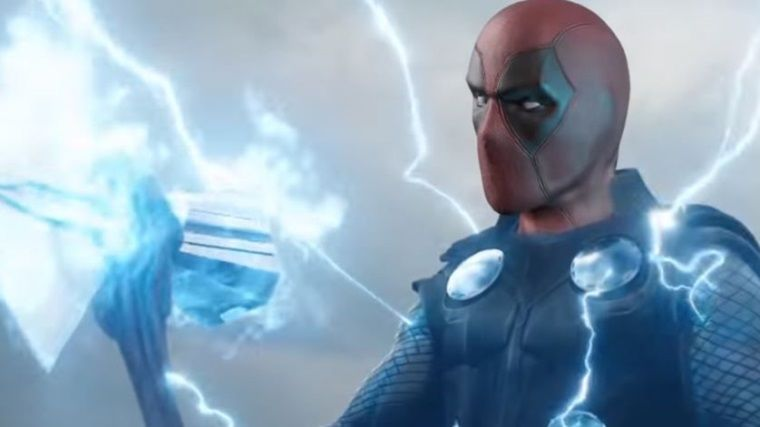 Deadpool, Avengers Endgame'e baskın yaptı