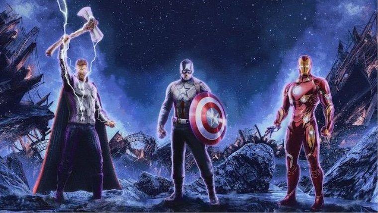 Avengers: Endgame'in sonunda gözüken oyuncudan açıklama
