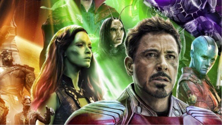 Endgame'den silinen Iron Man ve Gamora sahneleri ortaya çıktı