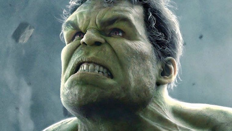 Endgame'in silinen görüntülerinde Hulk, Thanos'tan intikam alıyor