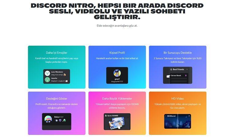 Discord Nitro, Türkiye'ye özel fiyatlandırmaya kavuştu