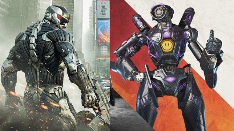Crysis karakterleri Apex Legends'a gelebilir