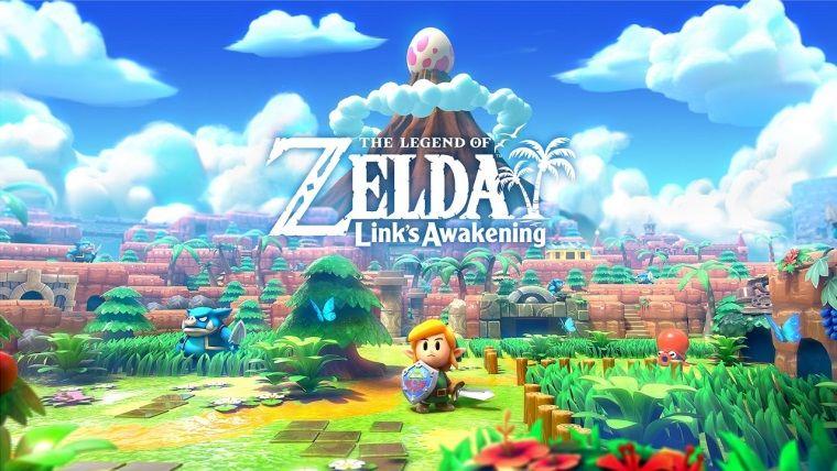 Zelda: Link's Awakening için şirin mi şirin bir video yayınlandı