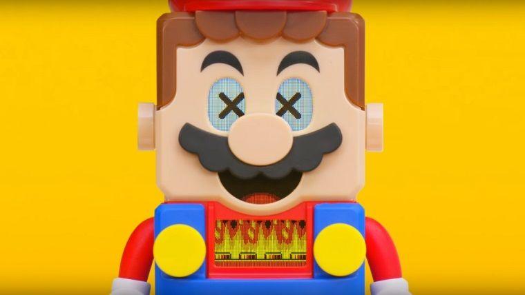 Lego Super Mario'nun çıkış tarihi ve fiyatı belli oldu