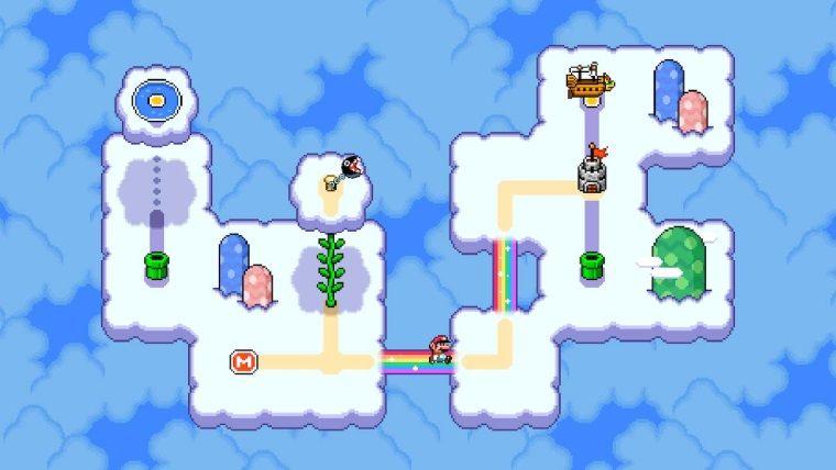 Super Mario Maker 2'ye harita editörü ve yenilikler ekleniyor