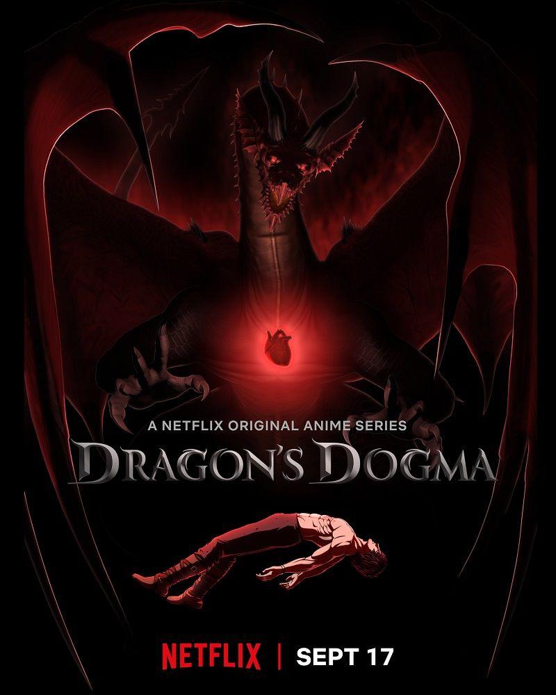 Netflix, Dragon's Dogma anime serisini duyurdu