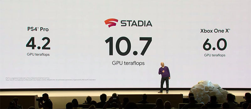 Google Stadia için yeni oyunlar yolda